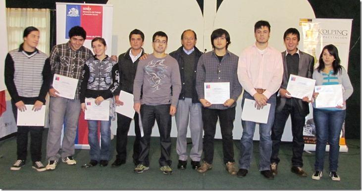 Certificación jóvenes