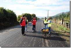Inspección camino Carahue - Pto Saavedra-1