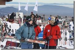 Ski y snowboard foto Glenda Merino