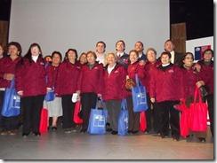 Cuatro Seremis asistieron a encuentro con dirigentes sociales en Angol