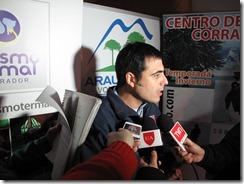 Director Regional de Sernatur - Lanzamiento temporada Nieve y Termas