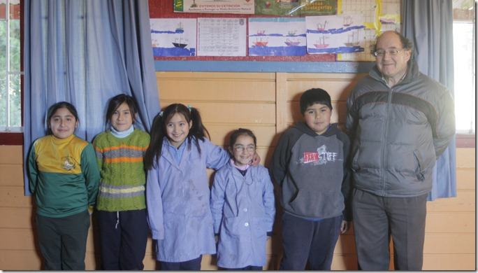 Escuela Cacique Aillañir