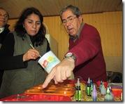 taller de confección de jabones en Villarrica