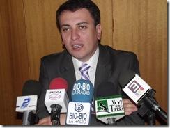 Mauricio Ojeda seremi de gobierno