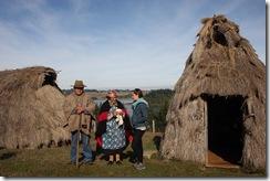 Comunidad turística mapuche de Llaguepulli, Teodoro Schmidt