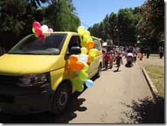 Con desfile es celebrado la semana del párvulo en Curarrehue (2)
