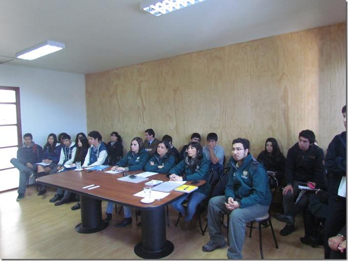 debates estudiantiles tco 186