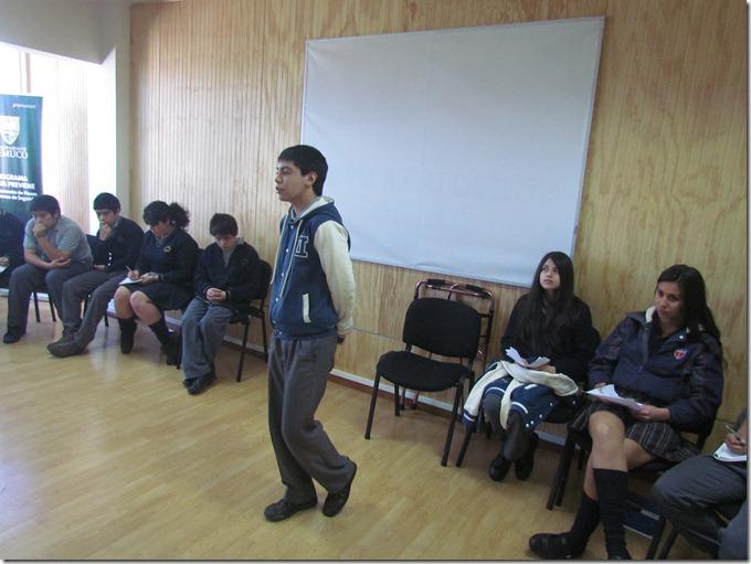 debates estudiantiles tco 192