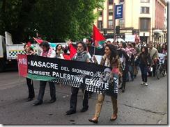 marcha palestina