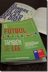 El fútbol también se lee