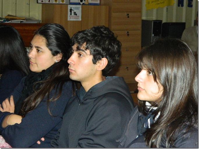 Charla Colegio San Francisco de Asís Angol 3