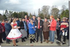 Inauguración Puente FINFIN