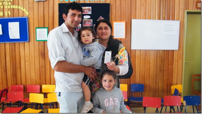 CELEBRACION DIA FAMILIA PIMPOLLITO