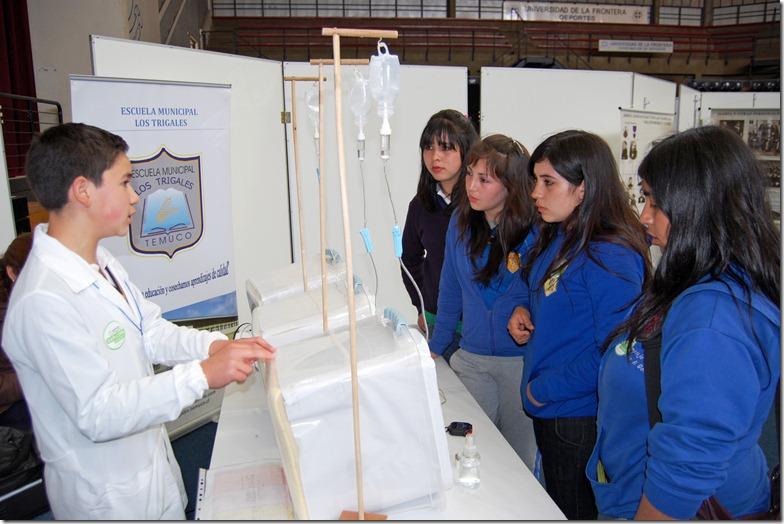 Congreso regional Escolar 5