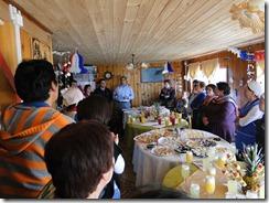 Con una muestra gastronómica local que reflejó las capacidades de las beneficiarias del proyecto fue entregado este importante proyecto