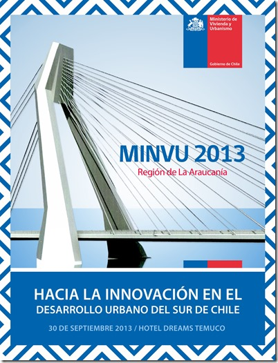 Logo Minvu 2013