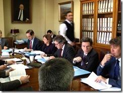 comision constitucion