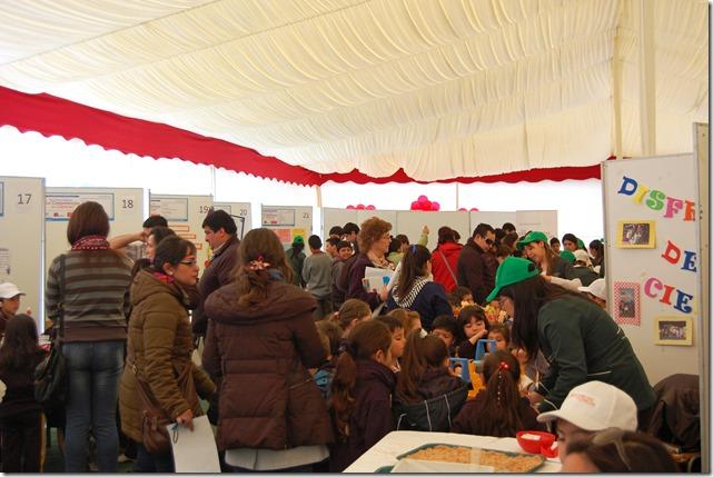 3-¬ Feria Talleres Tus Competencias en Ciencias Regi ¦n de La Araucan ¡a 12