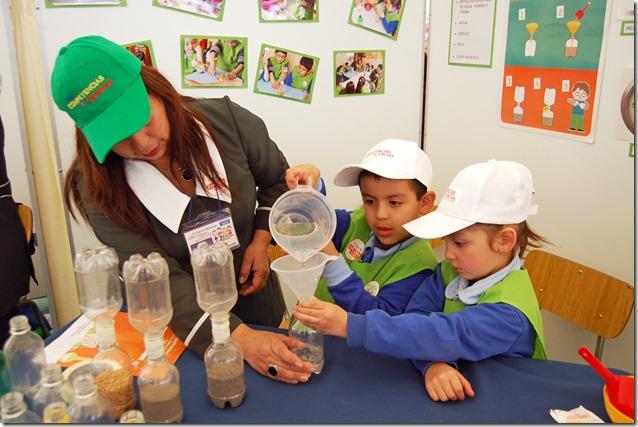 3-¬ Feria Talleres Tus Competencias en Ciencias Regi ¦n de La Araucan ¡a 3