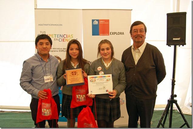 3-¬ Feria Talleres Tus Competencias en Ciencias Regi ¦n de La Araucan ¡a 7