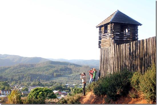 Fuerte de Puren (Circuito Nahuelbuta)