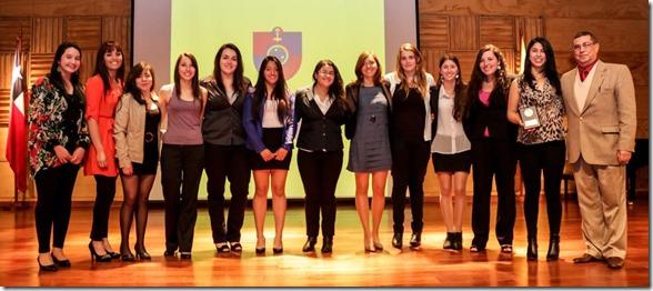 Selección Vóleibol Damas