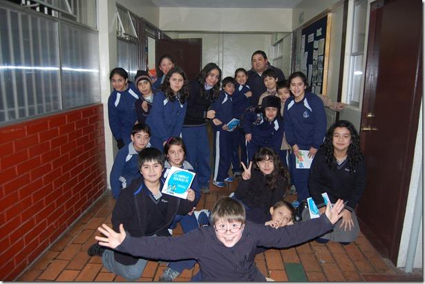 Charla Ciclo del Agua en Colegio Metodista 11