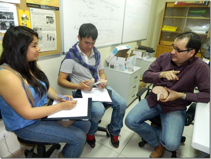 Pasantía de Investigación Universidad Mayor Sicología 2