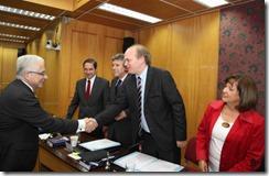 comision constitucion con ministro aranguiz