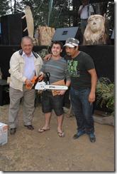 Todo un éxito resultó el Primer Festival del Artesano en Pucón (2)
