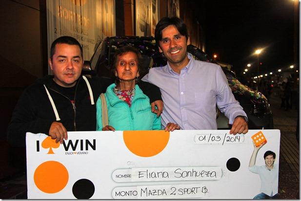 Eliana Sangueza de Pucón, Ganadora Auto en Enjoy Pucón (11)