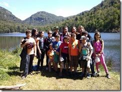 Niños de Coinves conocieron el Parque Nacional Villarrica (2)
