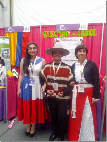 Feria de Ciencias México 2