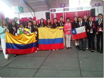 Feria de Ciencias México 5