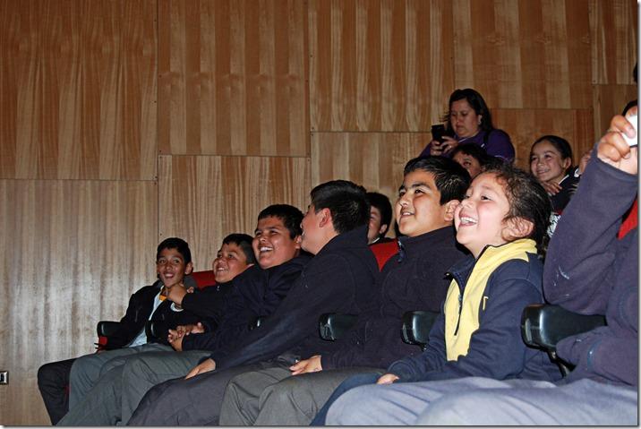 Obra de teatro Comienza a Volar y Explorar Carahue yAngol 5