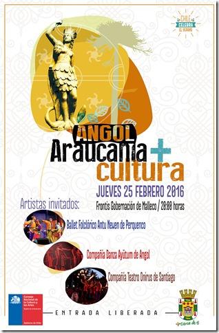 2. Araucanía Cultura Angol