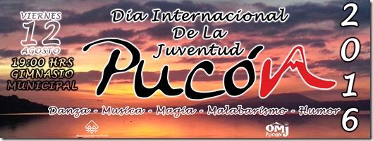 AFICHE día internacional de la juventud