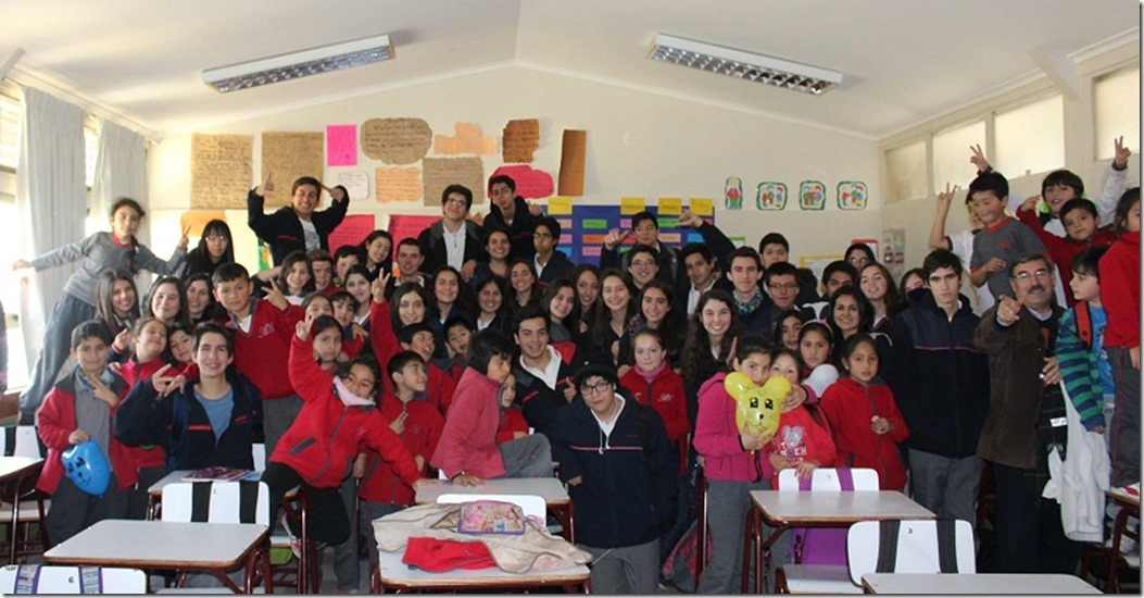Accion Social Liceo Camilo Henriquez (1)