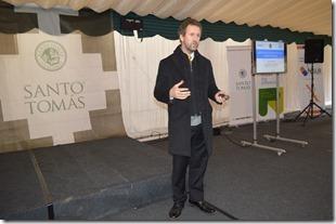 Juan Carlos Muñoz, director Cedeus
