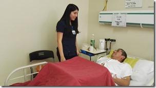 paciente en recuperacion