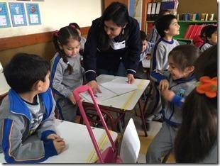 foto alejandra peña profe global teacher prize