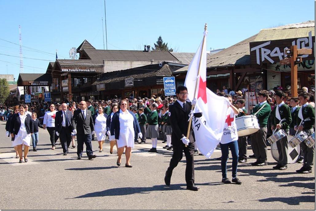 FOTO desfile patriótico 2