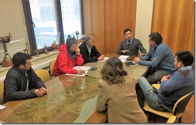 Reunion con representantes Liceo Aleman de Villarrica (1)