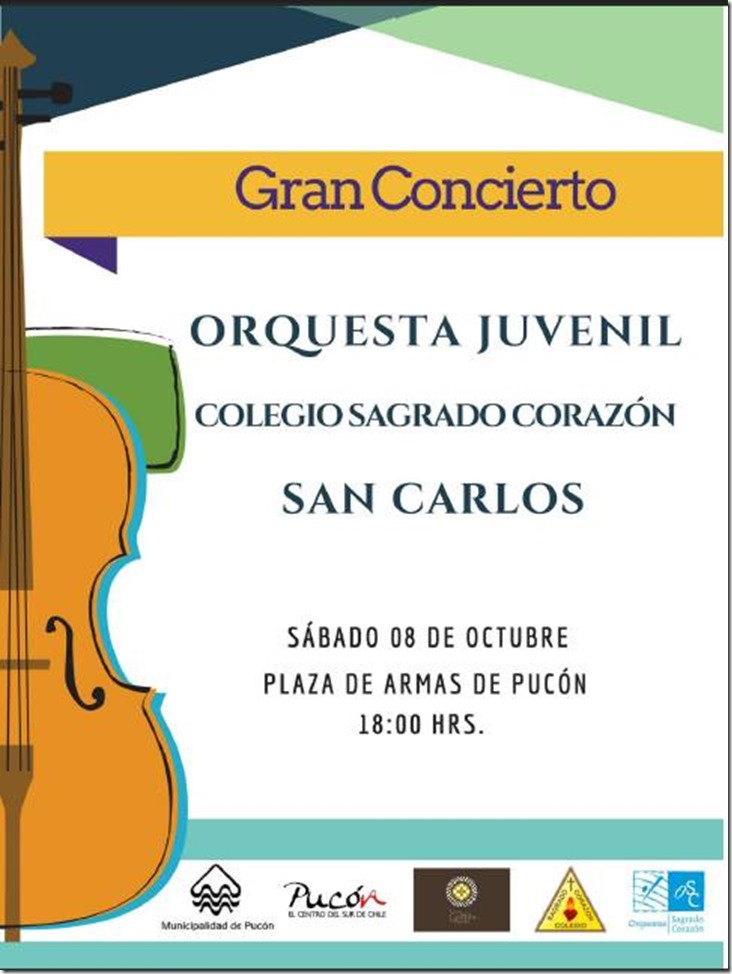 AFICHE orquesta juvenil