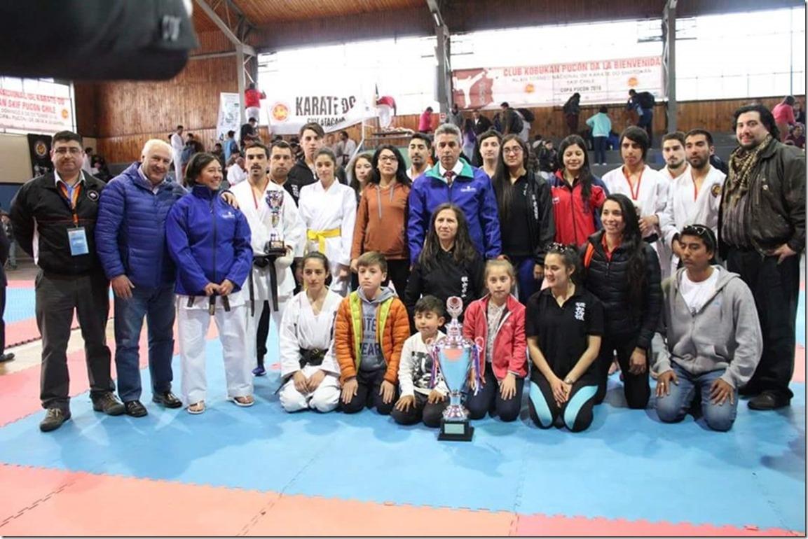 FOTO campeonato karate 1