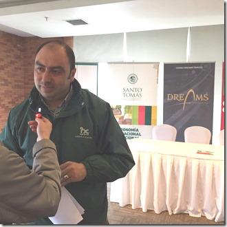 Sergio Quezada, Director Ejecutivo Sede Araucania, Hogar de Cristo