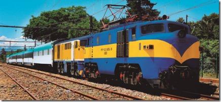 Tren Temuco