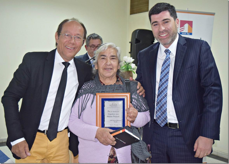 Artesanos de Villarrica fueron homenajeados  (3)