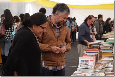Baradit en Feria U. Mayor