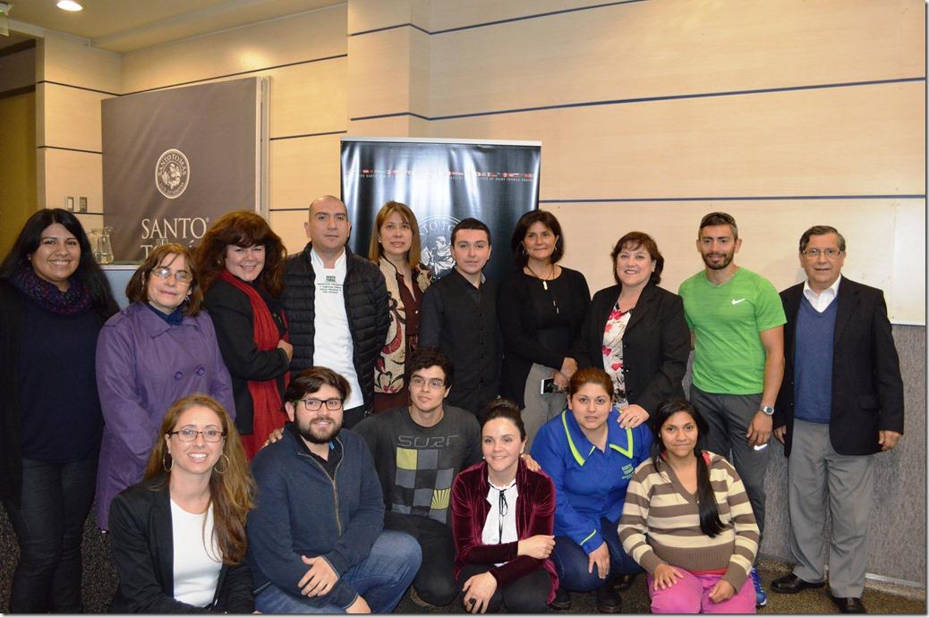 Comité de inclusión Santo Tomás